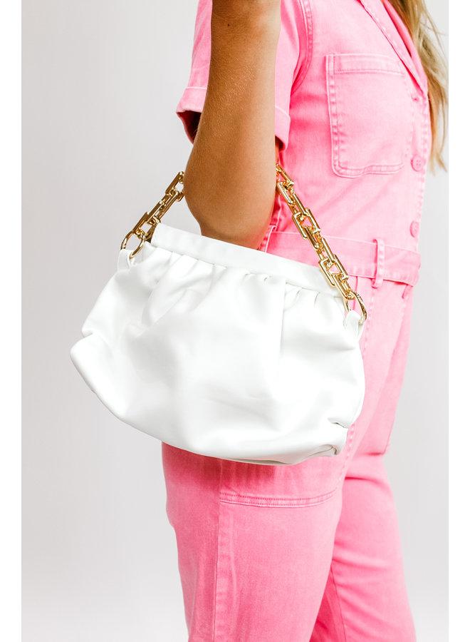 Keep Shinin' Chain Bag