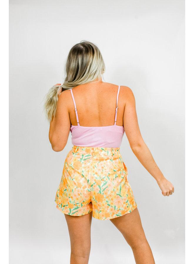 Spritz Floral Shorts