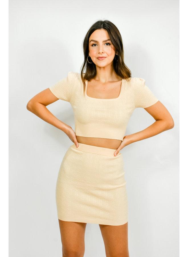 Paloma Knit Set