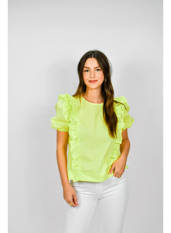Main Squeeze Blouse