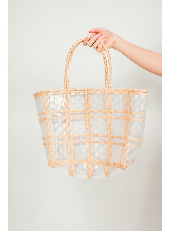 Mermaid Clear Bag