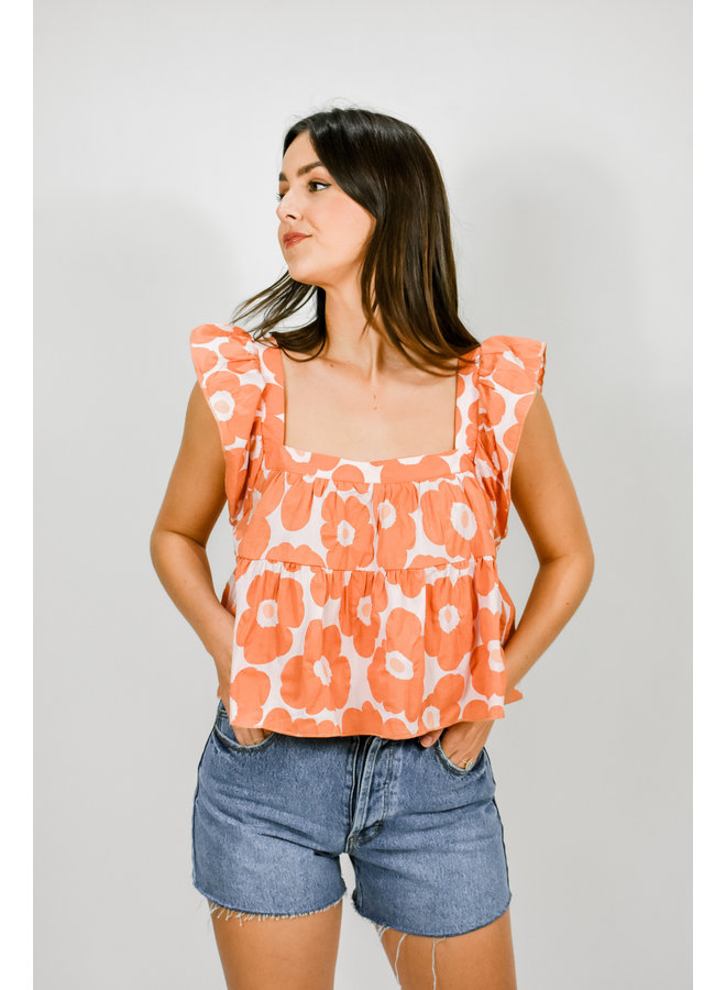 Daisy Blooms Blouse