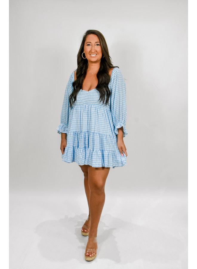 Dorothy Babydoll Dress