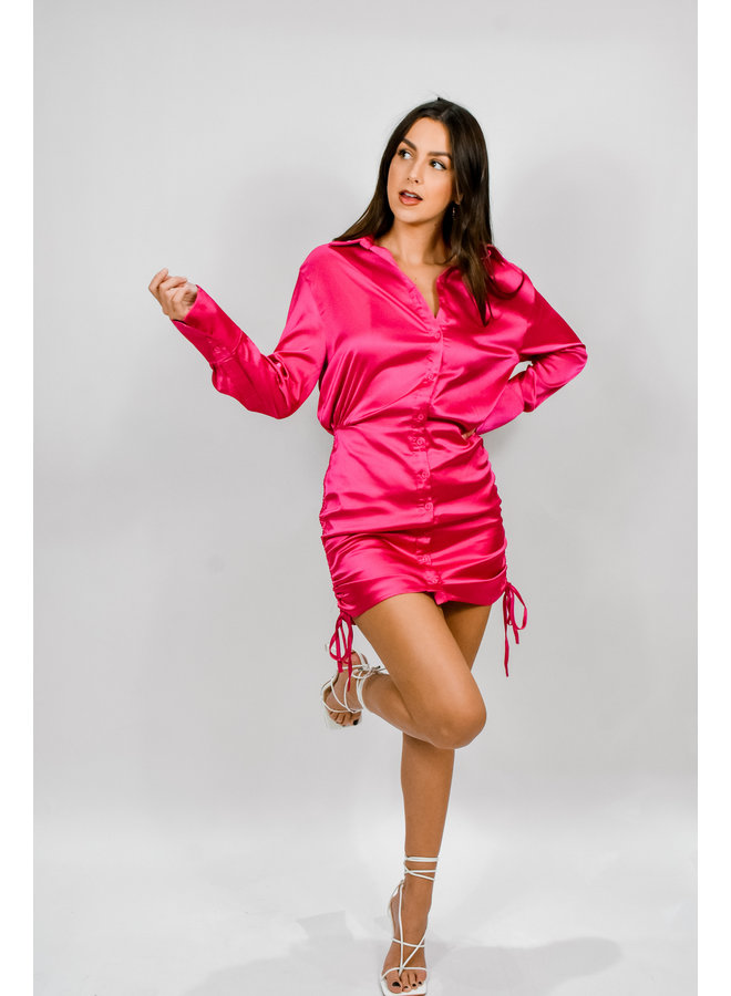 Legally Pink Silk Mini