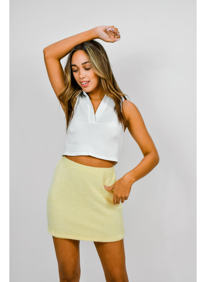 Living for the Weekend Skirt