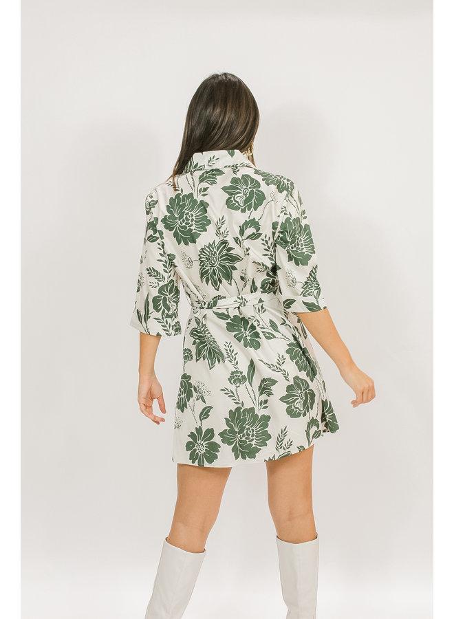 Beverly Hills Wrap Dress