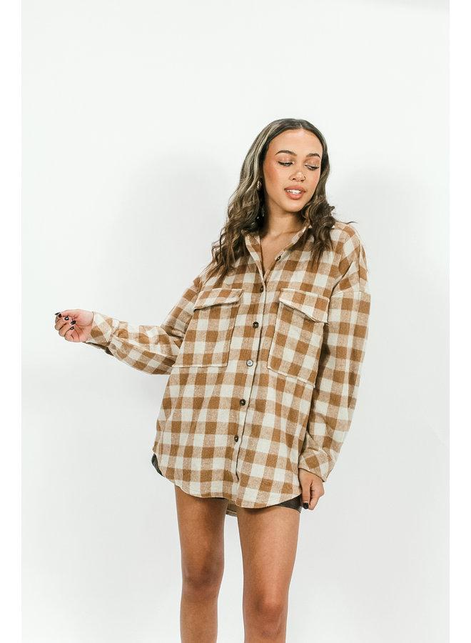 Hazelnut Flannel