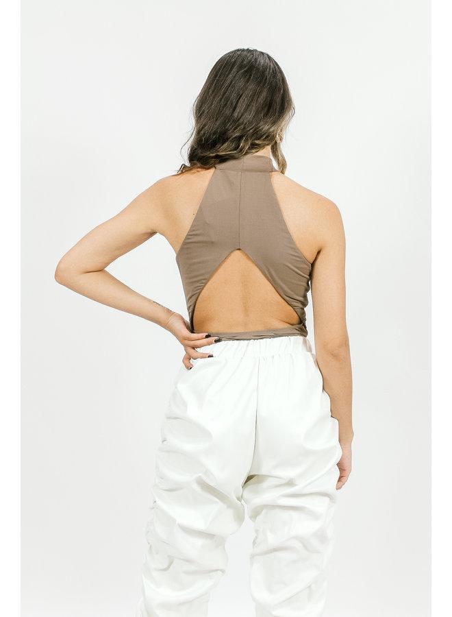 Exclusive Turtleneck Bodysuit