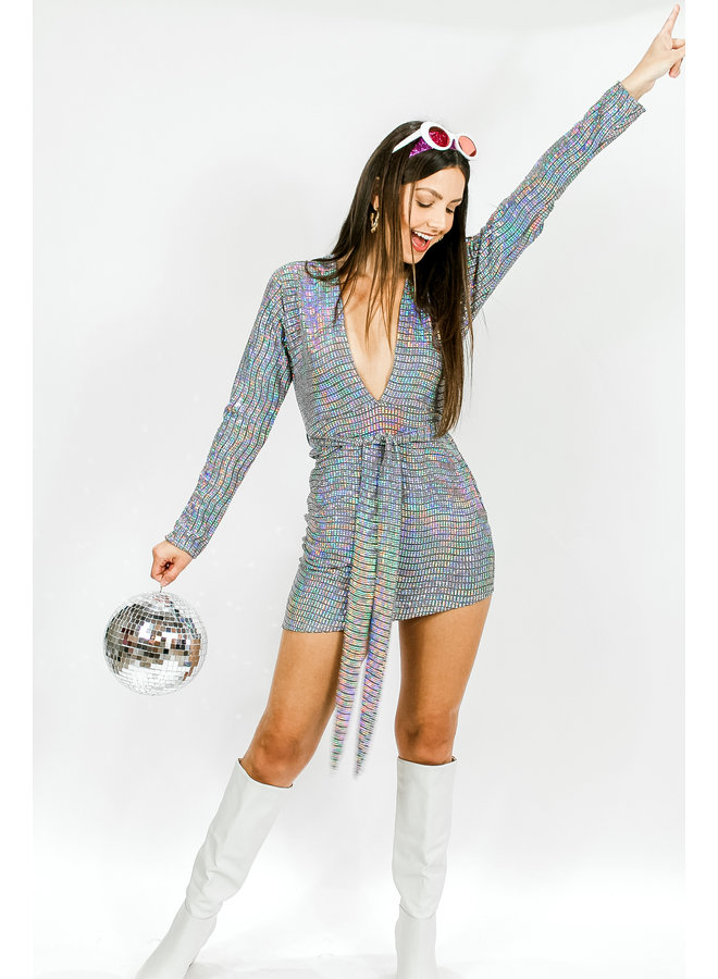 Disco Diva Dress