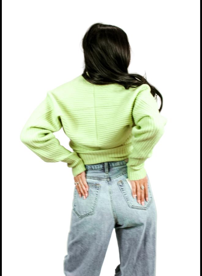 Star-Crossed Sweater Set