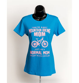 MOUNTAIN BIKE MOM