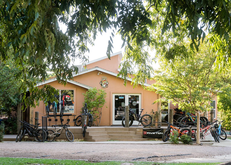 Over the Edge Bike Shop - Hurricane, Utah