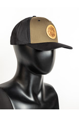 CAPTURE OTE HAT - LEATHER PATCH LOGO