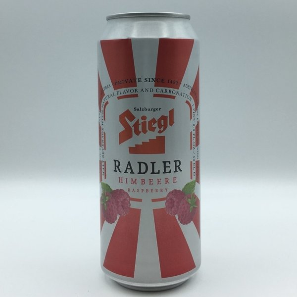 Stiegl Radler Himbeere Raspberry 4PK 16OZ