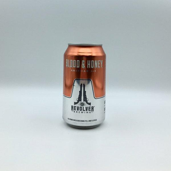 Revolver Blood & Honey American Ale 6PK 12OZ