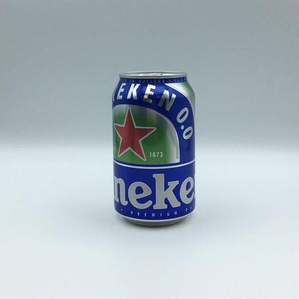Heineken 0.0 Zero Non-Alcoholic Cans 6PK 12OZ