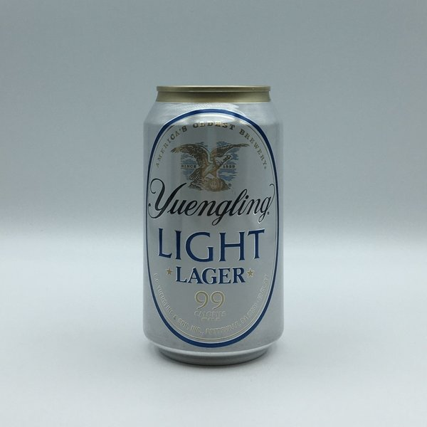 Yuengling Light Lager Cans 12PK 12OZ