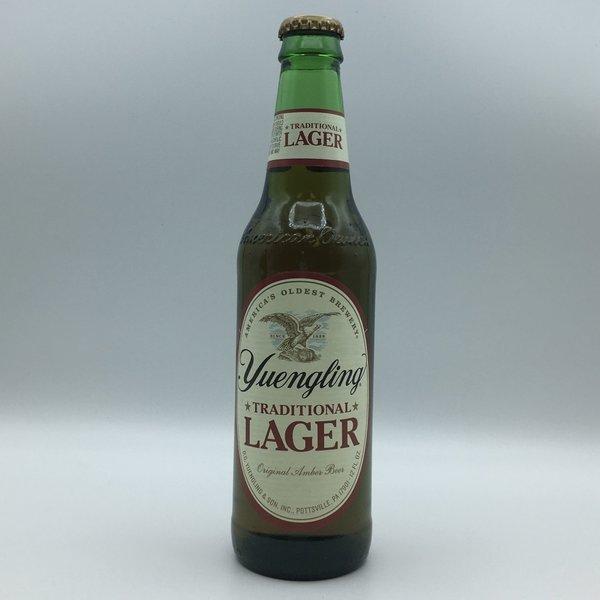 Yuengling Lager Bottles 6PK 12OZ