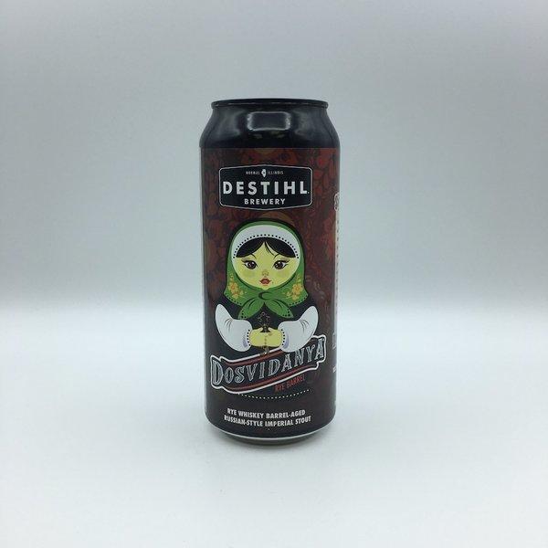 Destihl Brewery Dosvidanya Rye Barrel SINGLE 16OZ