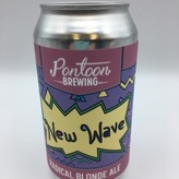Pontoon Radical New Wave Blonde Ale 6PK 12OZ
