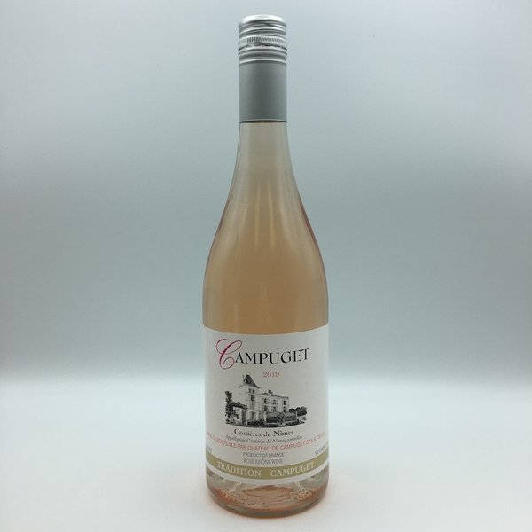 Chateau de Campuget Rose 750ML Syrah/ Vermentino