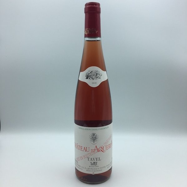 Chateau D'Aqueria Tavel Rose 750ML Grenache