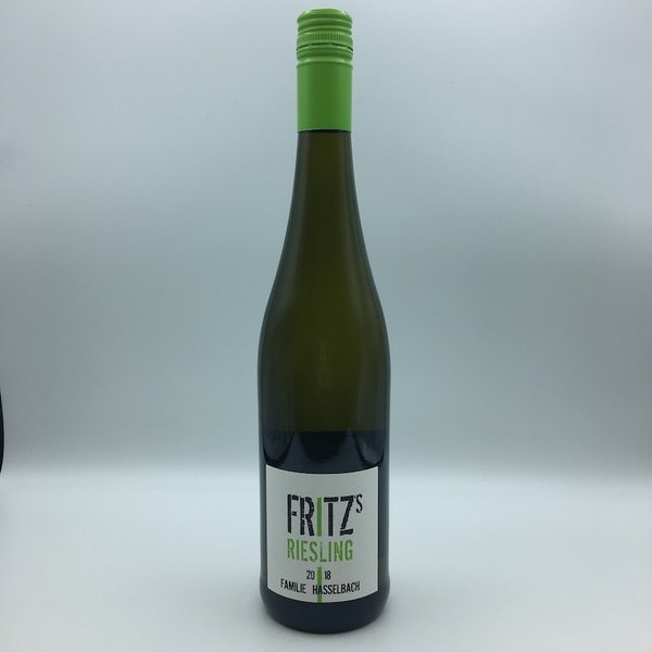 Hasselbach Fritz's Riesling 750ML