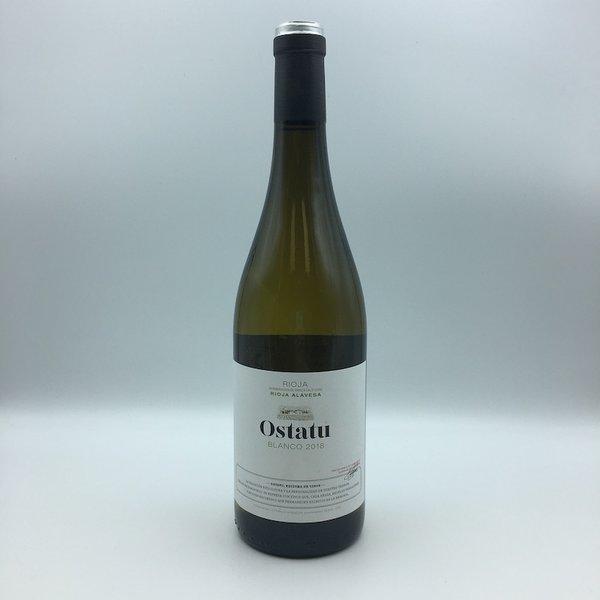 Ostatu Blanco 750ML Viura/ Malvasia