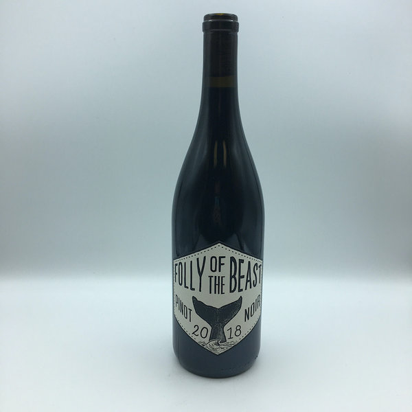 Folly of the Beast Pinot Noir 750ML