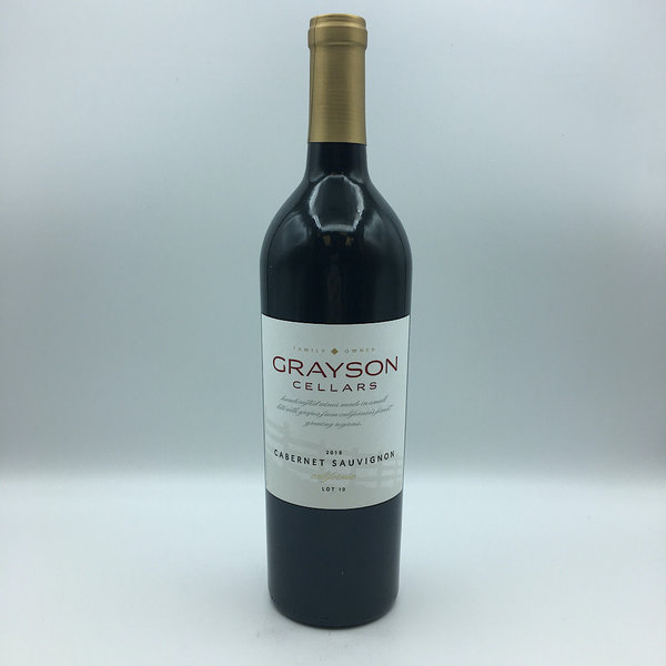 Grayson Cellars Cabernet Sauvignon 750ML