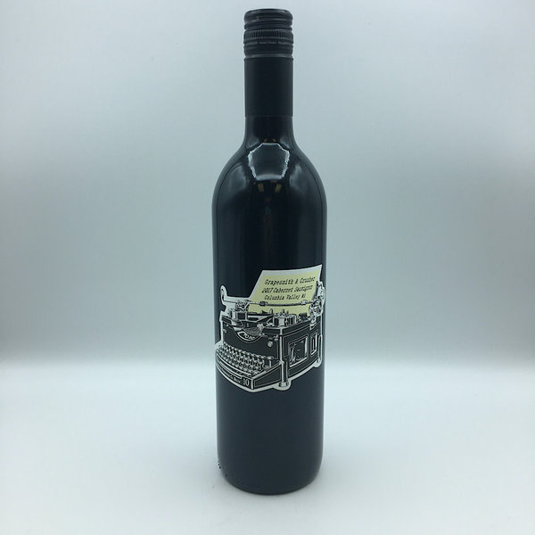 Grapesmith and Crusher Cabernet Sauvignon 750ML