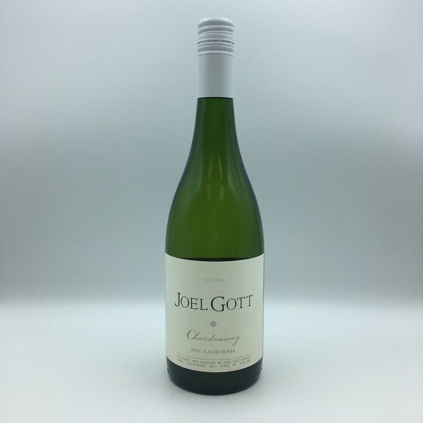 Joel Gott Unoaked Chardonnay 750ML
