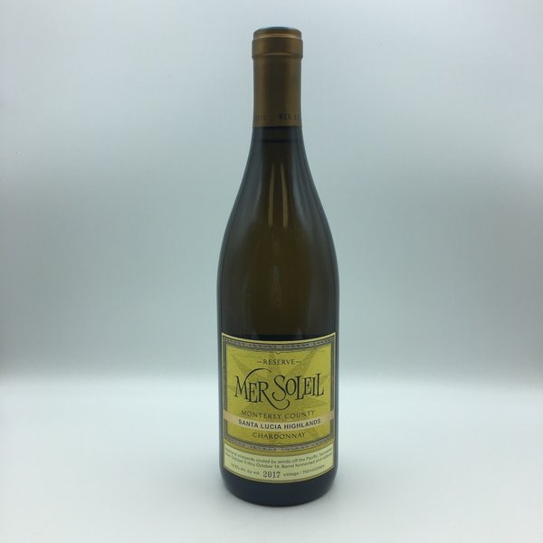 Mer Soleil Santa Lucia Highlands Reserve Chardonnay 750ML