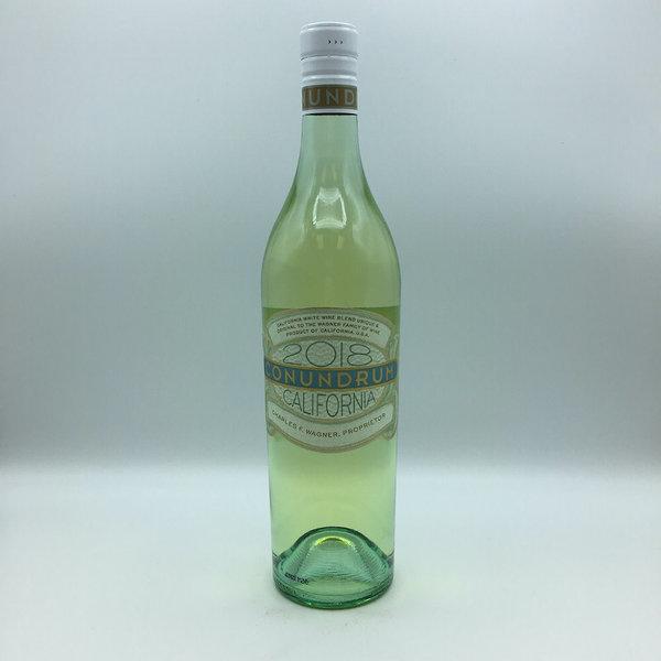 Conundrum White 750ML Chardonnay/ Sauv. Blanc/ Semillon