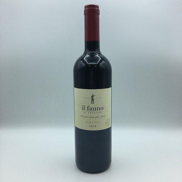 Il Fauno Di Arcanum Toscana 750ML Merlot/ Cabernet Franc