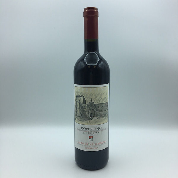 Copertino Riserva 750ML Negro Amaro, Malvasia Nera