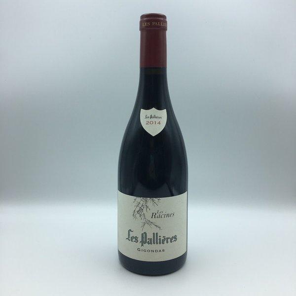 Les Pallieres Racines Gigondas  750ML Grenache/ Mourvéd/ Clairette