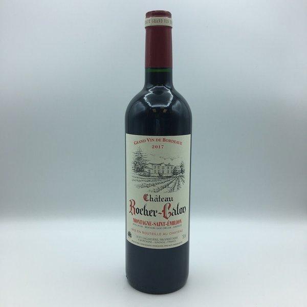Chateau Rocher-Calon Saint Emilion Grand Vin de Bordeaux 750ML