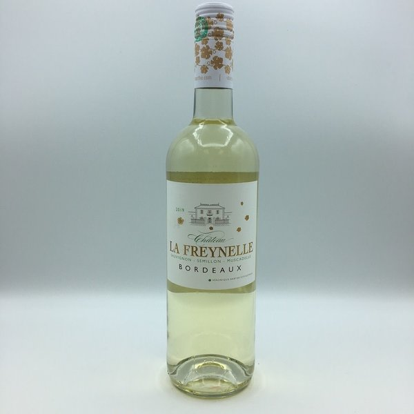 Chateau La Freynelle White Bordeaux 750ML Sauvignon Blanc/ Semillon