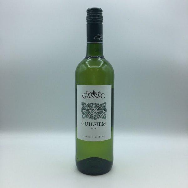 Guilhem White Blend 750ML Grenache Blanc/ Sauvignon blanc