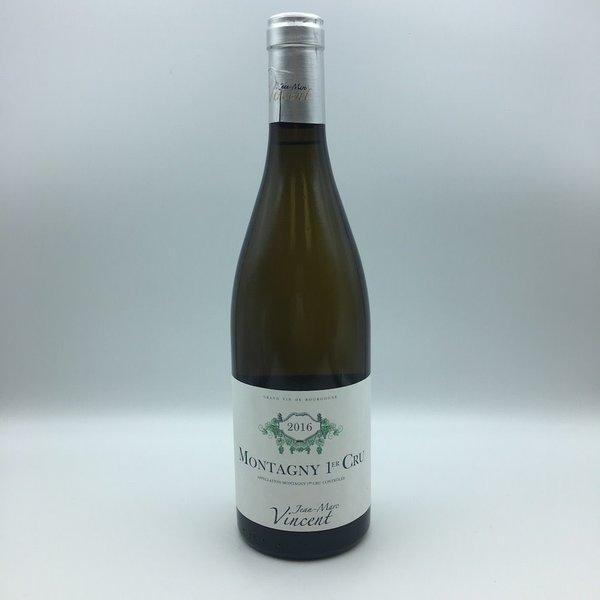 Jean Marc Vincent Montagny 1er Cru White Burgundy 750ML