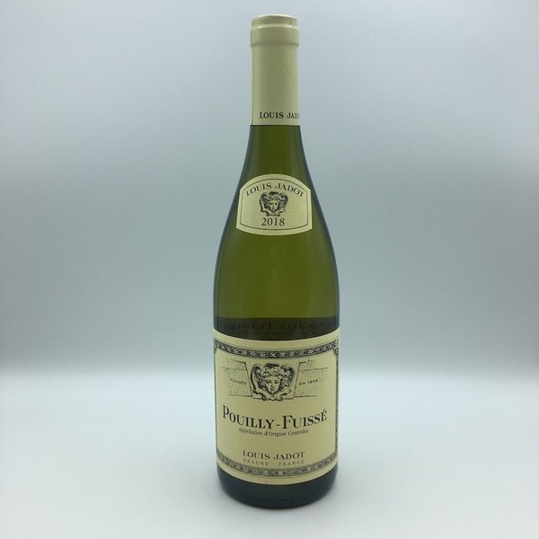 Louis Jadot Pouilly-Fuisse 750ML Chardonnay