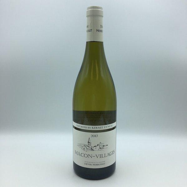 Henri Perrusset Macon-Villages 750ML Chardonnay