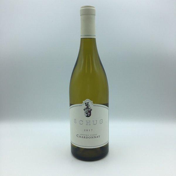 Schug Sonoma Coast Chardonnay 750ML