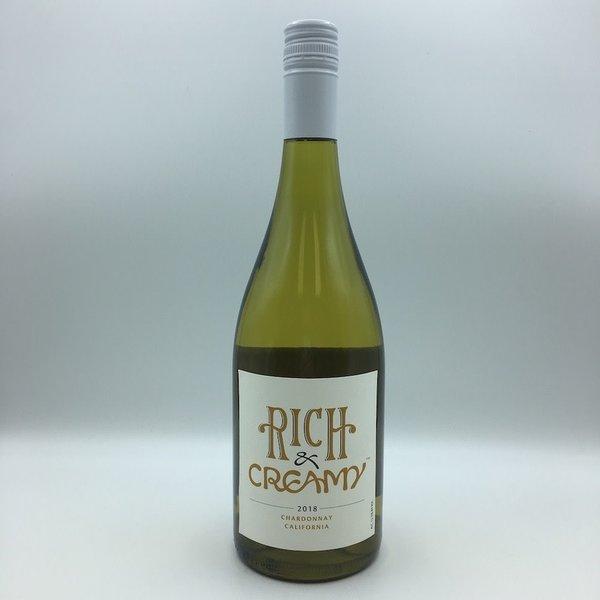 Rich & Creamy Chardonnay 750ML