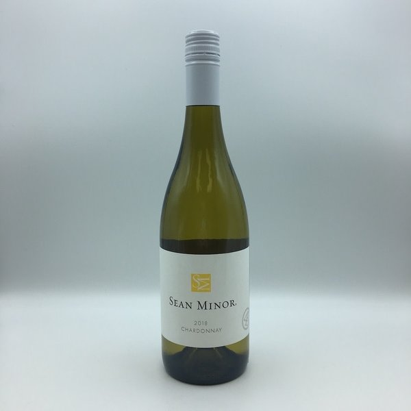 Sean Minor 4 Bears Chardonnay 750ML
