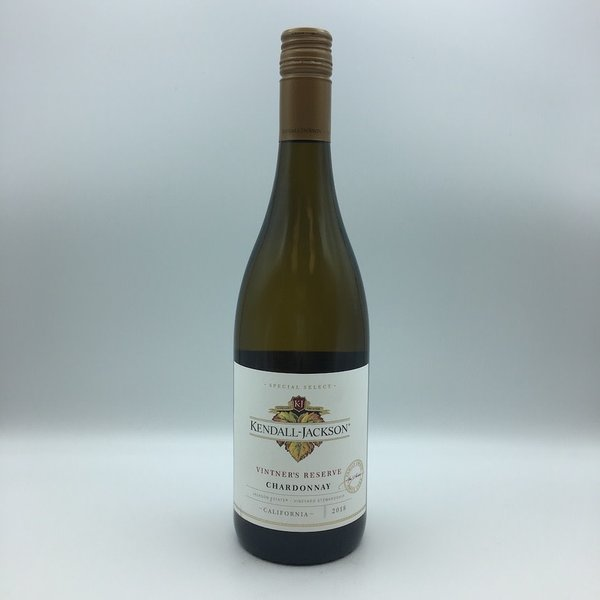 Kendall Jackson Chardonnay Vintner's Reserve 750ML