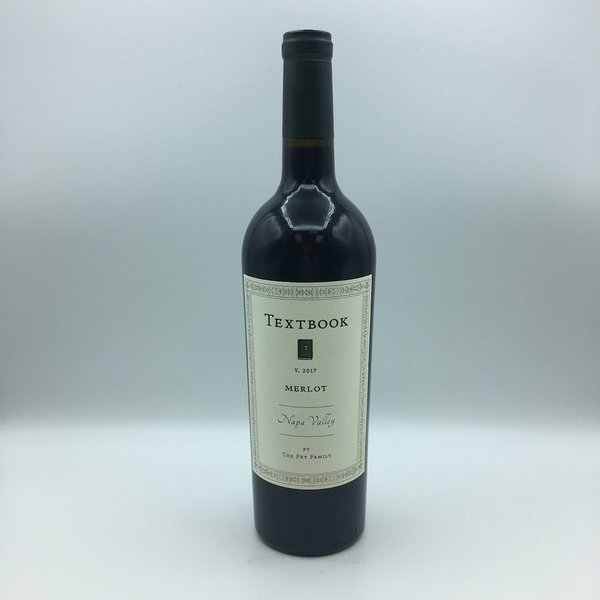 Textbook Merlot Napa Valley 750ML