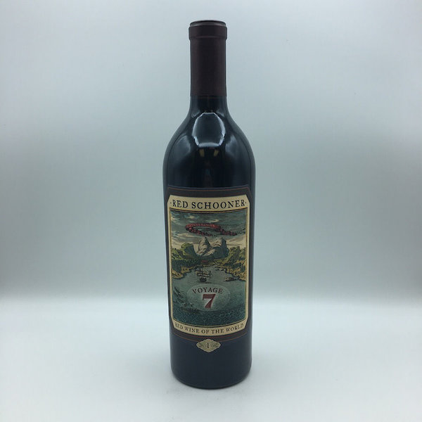 Red Schooner Voyage 8 Red Wine of the World by Caymus 750ML Malbec