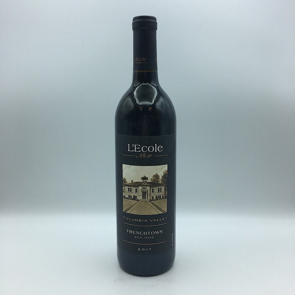 L'Ecole No 41 Frenchtown Bordeaux Red Blend Wine 750ML